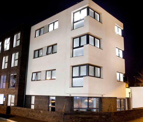 Portsmouth - Earlsdon Street Student Scheme