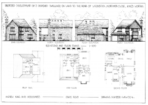 Plot 3 Elevations and Floor Plans_001