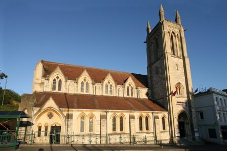 Bournemouth Halo Church Andy Scott Entrepreneur