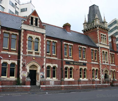 Portsmouth, Registry Student Scheme