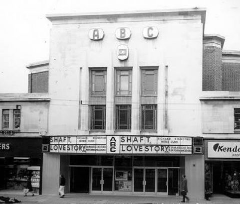 Southampton - Former ABC Cinema