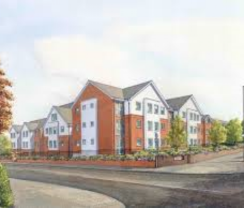 Waterlooville Hants - London Road Retirement Scheme