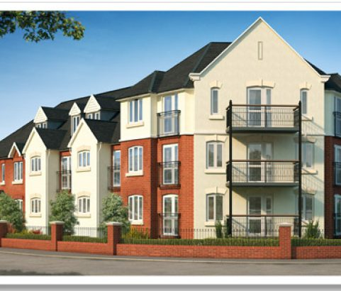 Shepperton Surrey - Retirement living Scheme