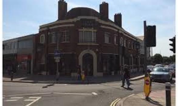 Cosham Hants  - Swan Public House