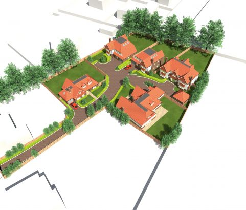 Winchester - Kingsworthy Housing Site