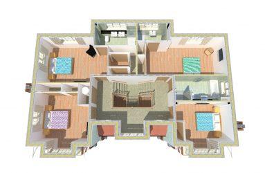 Winchester Kingworthy Plot 1 First Floor