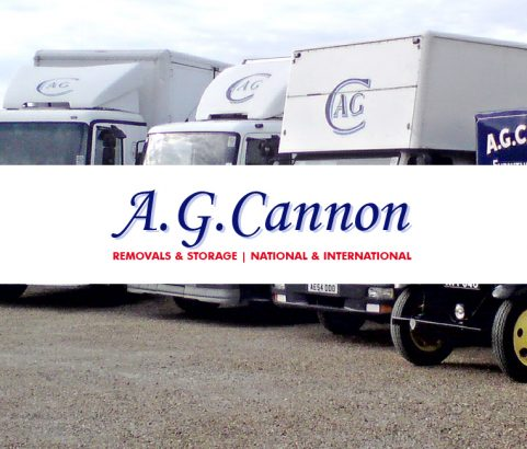 AG Cannon Removals + Storage
